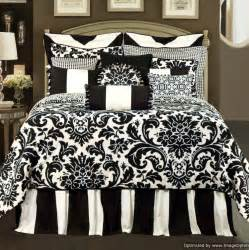 Toile Bedding Sets Black And White Black And White Toile Bedding Things For