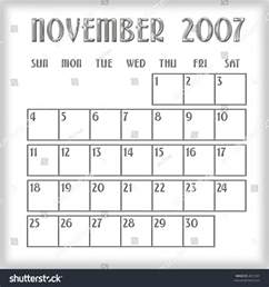 thanksgiving 2007 calendar gallery for gt november 2007 calendar