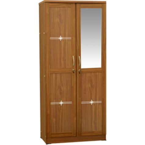Lemari Pakaian Tangerang jual lemari pakaian 2 pintu cermin lpc 7251 harga murah