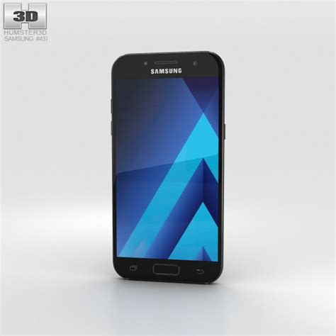 Samsung Galaxy A7 2017 Indoscreen Anti Set samsung galaxy a7 2017 black sky 3d model hum3d