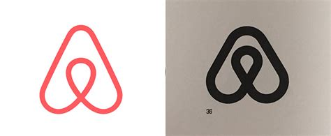 Home Architecture And Design Trends by Is The Airbnb Logo A Copy Creative Market Blog