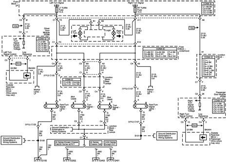 Gmc sierra turn signal wiring diagram   Wiring Diagram