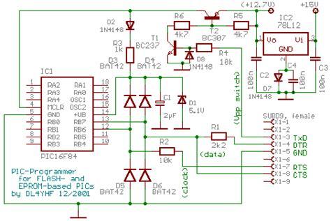 jdm programmer circuit diagram pic programmer for windows help index