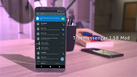 modded apk apps truemessenger 1 58 mod apk compatible with modded truecaller pc android platform
