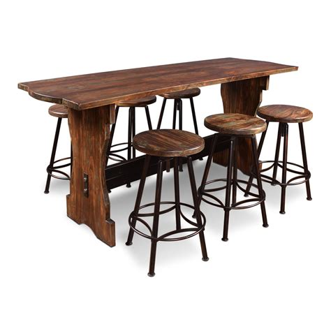 Counter Height Bistro Table Bar Height Table Set 187 Bar Height Table Chairs Table Minimalist Bar Height Counter Height