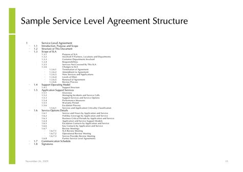 hr service level agreement template service level agreement template payroll service level