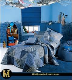 Ocean Bedroom Decorating Theme Bedrooms Maries Manor Underwater