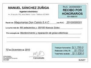 como presentar una declracion por honorarios 2016 marquez iure abogados 191 c 243 mo dejar de emitir recibos por