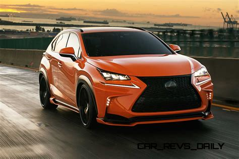 Lexus Nx 200t F Sport Cbu 2014 2015 lexus nx200t f sport and rc350 chrome wrap by 360