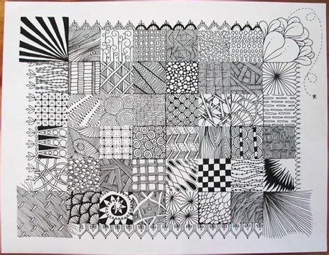 zentangle pattern w2 printable zentangles infocap ltd