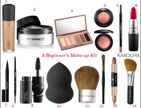Beginner Make Up Set a beginner s make up kit kamdora