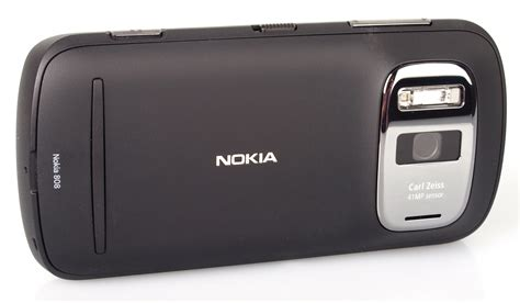 41 mp mobile nokia pureview 808 phone review