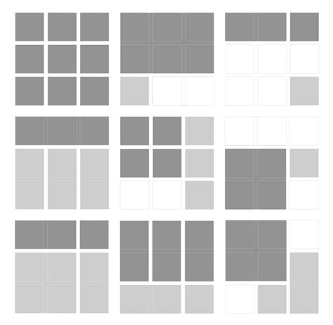layout grid arrange 17 best ideas about grid layouts on pinterest grid