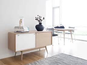 Modern Dining Room Dressers Dm2830 Oak Retro Sideboard Modern Sideboards
