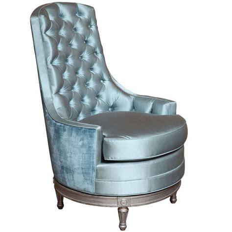 Louis Xvi Furniture Antique Swivel Slipper Chair At 1stdibs Swivel Slipper Chair