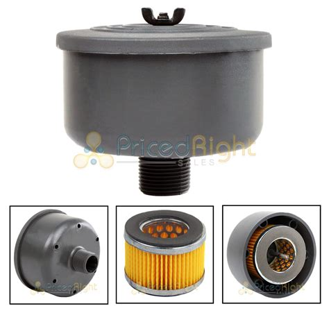 new 3 4 quot replacement air compressor intake filter and housing 685650069036 ebay