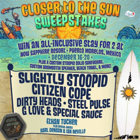 Closer Sweepstakes - closer to the sun sweepstakes enter online sweeps