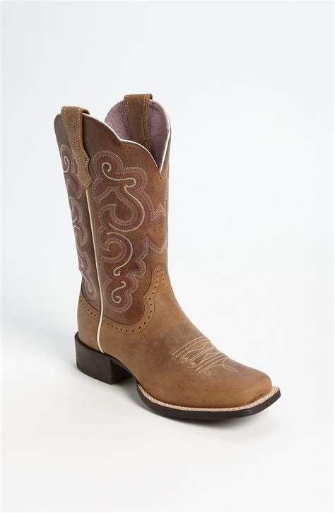 ariat boot ariat quickdraw boot for xeuee