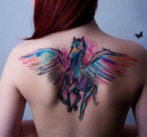 watercolor tattoos on pinterest watercolor