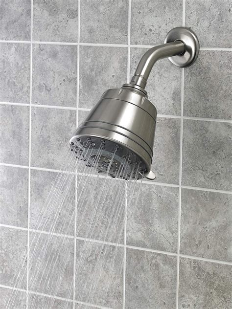 sprite shower pure  setting filtered shower head ae ae
