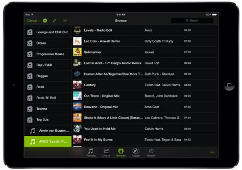 Search On Spotify You Can Now Create Mixes From Spotify Tracks In Algoriddim S Djay For Iphone And