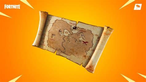 fortnite season  patch adds treasure maps