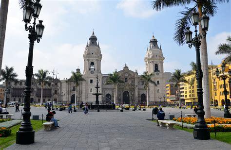 Search In Peru Plaza De Armas In Peru Search Engine At Search