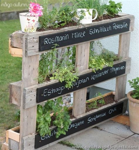 How To Make A Planter Out Of Pallets by 25 Best Ideas About Wood Pallet Planters On