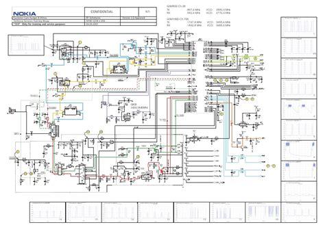 Nokia 3310 Schematic Diagram schematic 3310 readingrat net