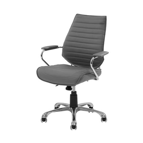 Gray Desk Chair by Enterprise Gray Desk Chair El Dorado Furniture