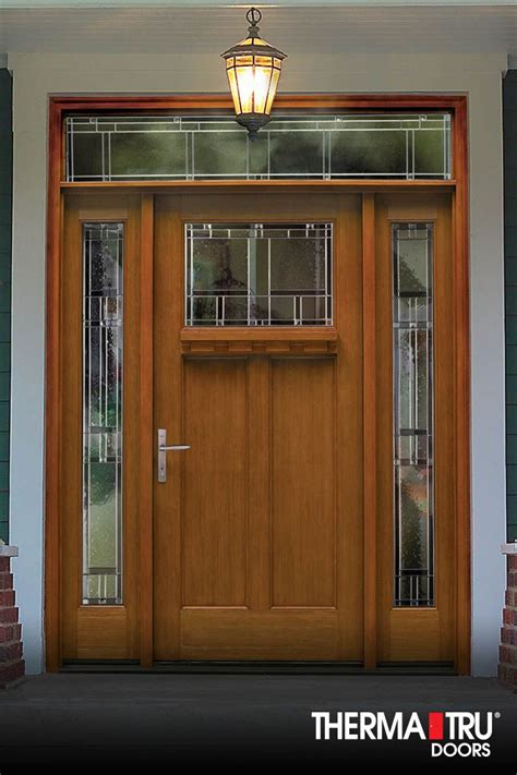 Therma Tru Fiberglass Doors by 13 Best Images About Classic Craft American Style