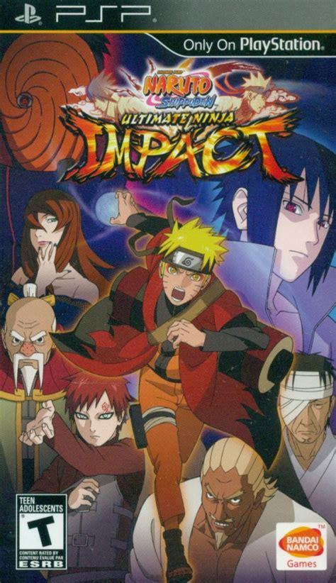 download free psp themes naruto psp themes again naruto shippuden ultimate ninja impact psp iso