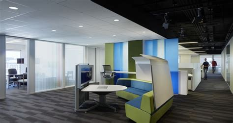 Comcast Office Locator by Comcast Spotlight Offices By Cannondesign Chicago