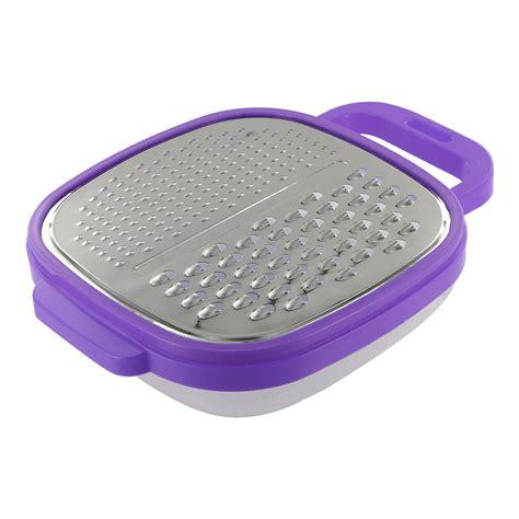 Parutan Oxone Food Slicer Mouse Grater new kitchen cheese grater zester held food slicer container vegetable fruit