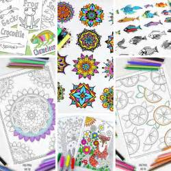 d mcdonald designs coloring book 2017 books who says you re to color national coloring book