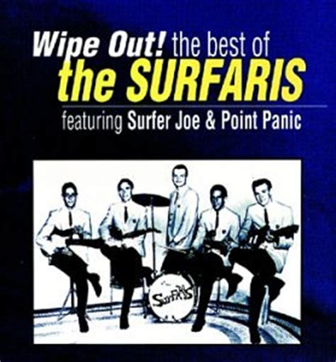 the best of wipeout the surfaris wipe out the best of the surfaris