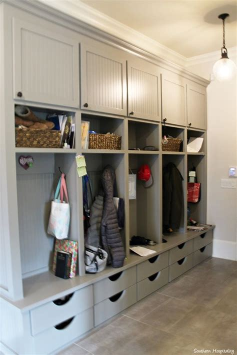 Feature Friday Modern Farmhouse In Atlanta Modern Modern Mudroom Furniture