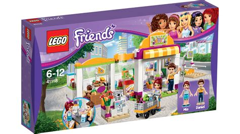 Lego 41118 Friends Heartlake Supermarket 1 review lego 41118 heartlake supermarket