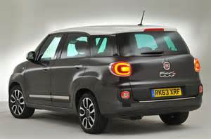 How Much Is A Fiat 500l Fiat 500l Review 2017 Autocar