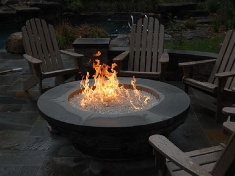 outdoor propane firepits outdoor pits gas outdoor gas pit designs