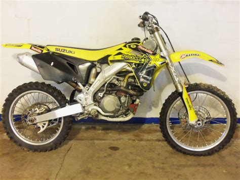 Suzuki Rmz 450 Parts Sell 07 Suzuki Rmz 450 Swing Arm Swingarm 2ns Motorcycle