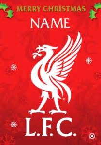 liverpool fc christmas crest funky pigeon