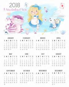 Calendar 2018 Not On The High Free Printable 2018 In Calendar The