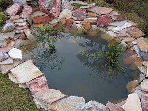 easy backyard pond ideas make garden pond through amazing pond design ideas freshnist