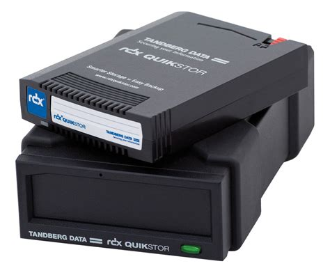 Removable Disk rdx removable disk storage for smb tandberg data