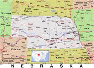 us map nebraska map of ne nebr pictures to pin on pinsdaddy
