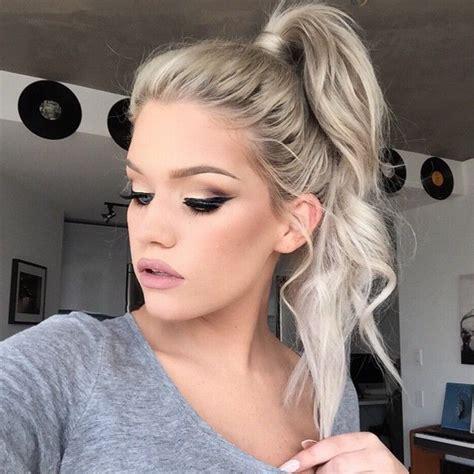 blonde hairstyles on instagram 17 best ideas about ashy blonde hair on pinterest ashy