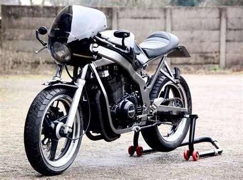 Gs500 Suzuki Suzuki Gs500 Cafe Racer By Motolifestyle Bikebound