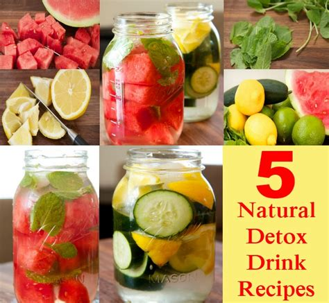 Detox Drink Recipe by All Detox Cleanse Recipes Cancer Superfoods