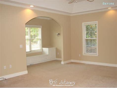 Sherwin Williams sand dollar. Living room.   House